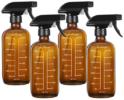 4-pack Glass Spray Bottles
